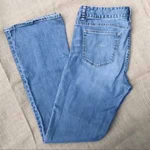 GAP LADIES SIZE 10 jean